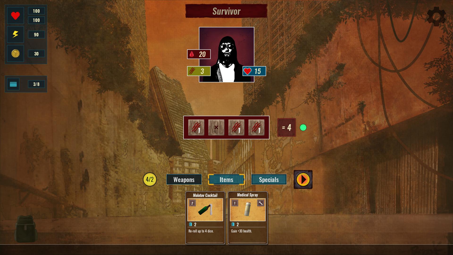 Combat - updated
