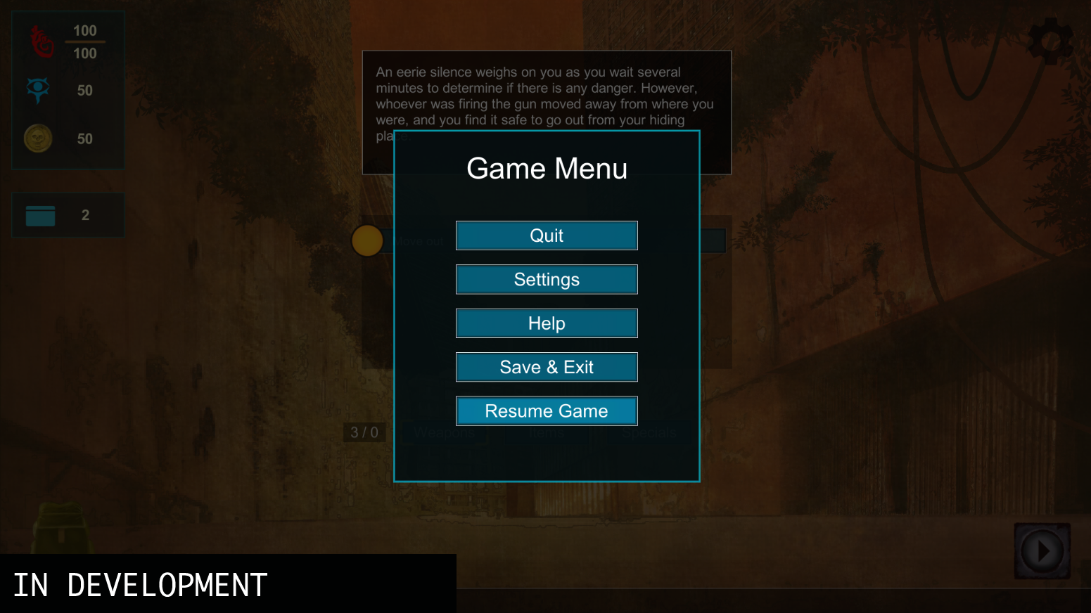 New menu 02