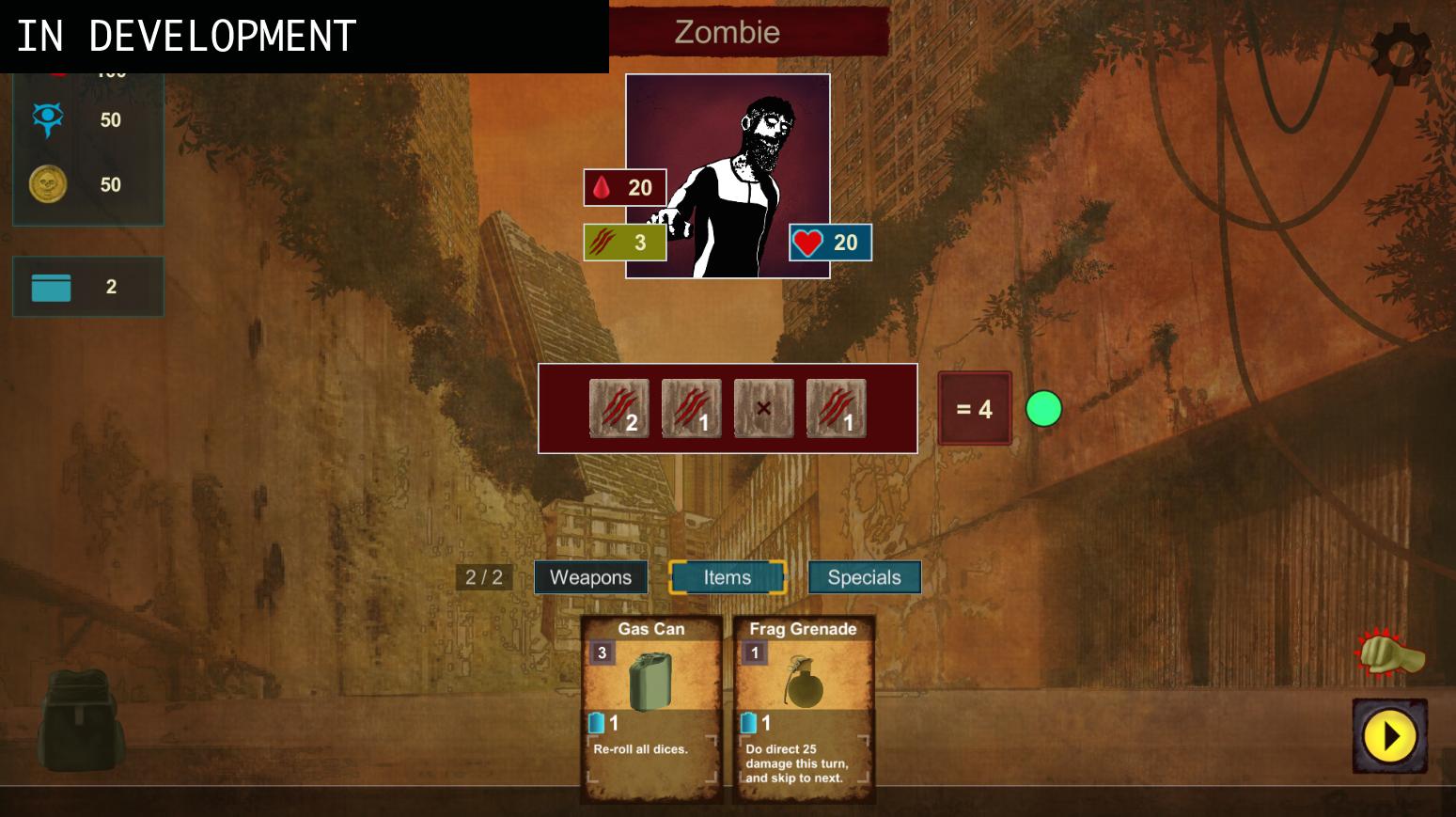 New combat system 01