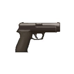 weapons: 9mm pistol
