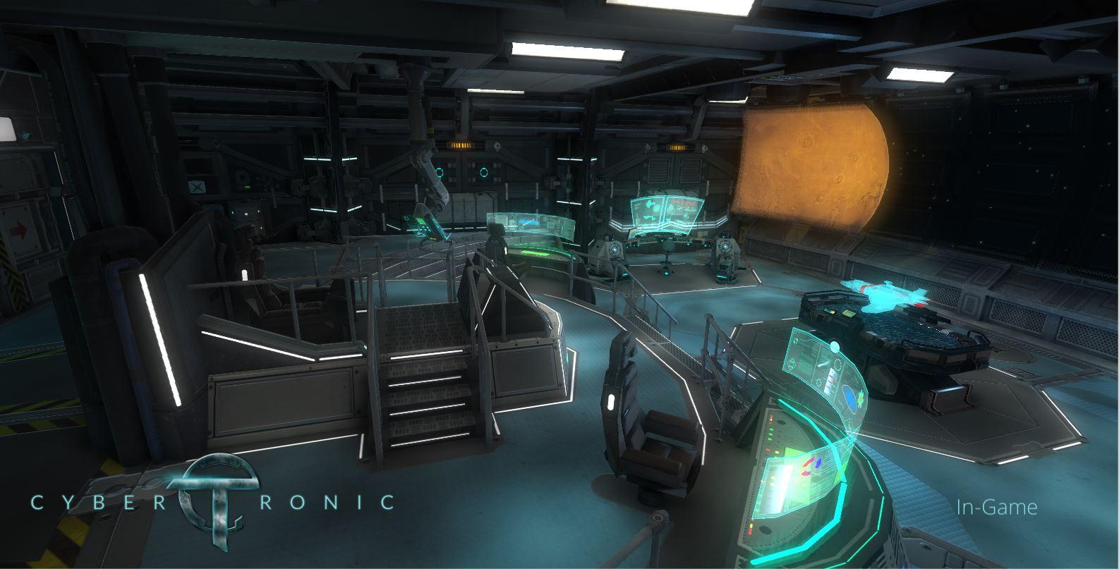 Battleship wreck remasterd bridge