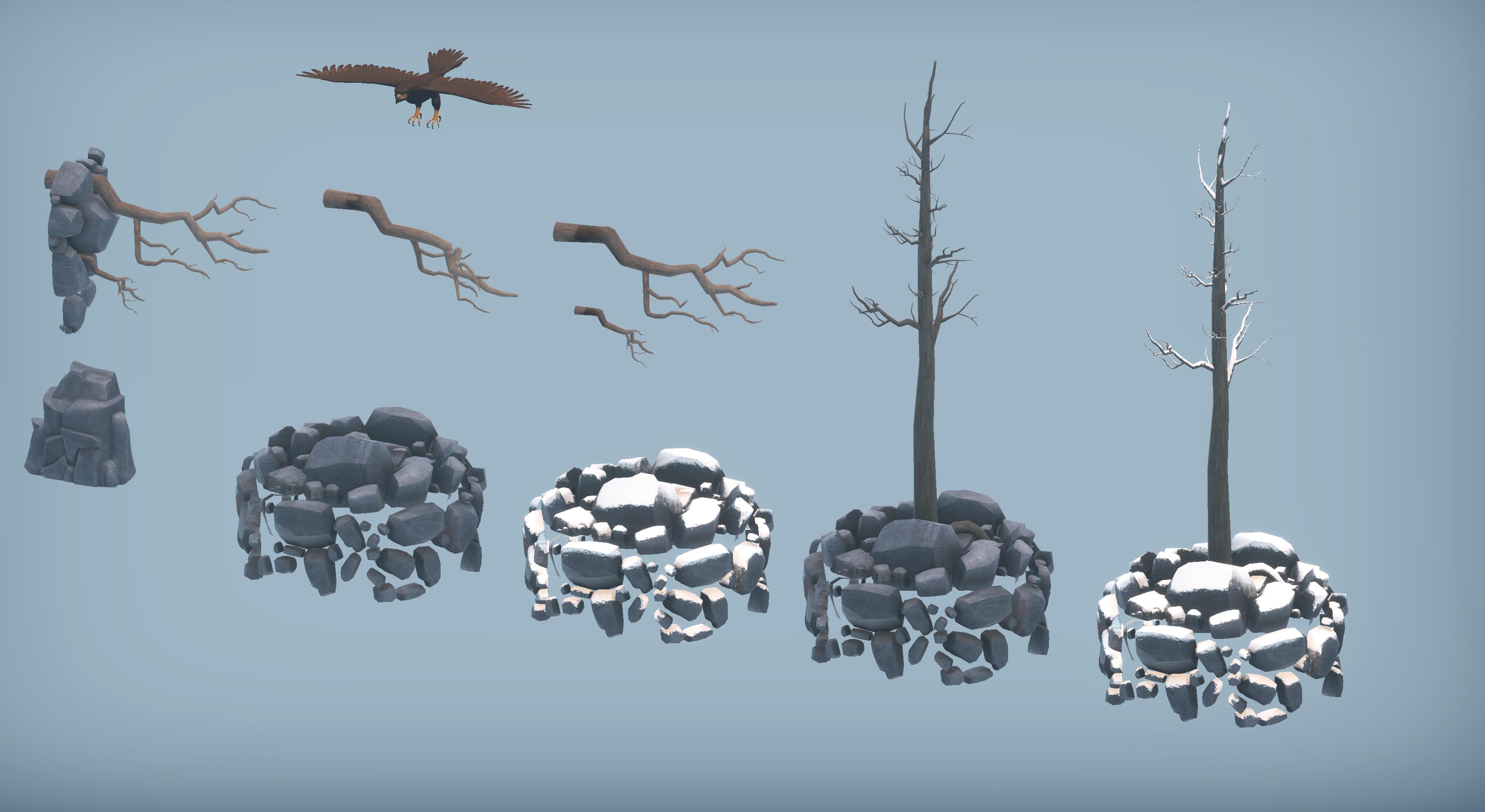 Unity Screenshot Deko Assets