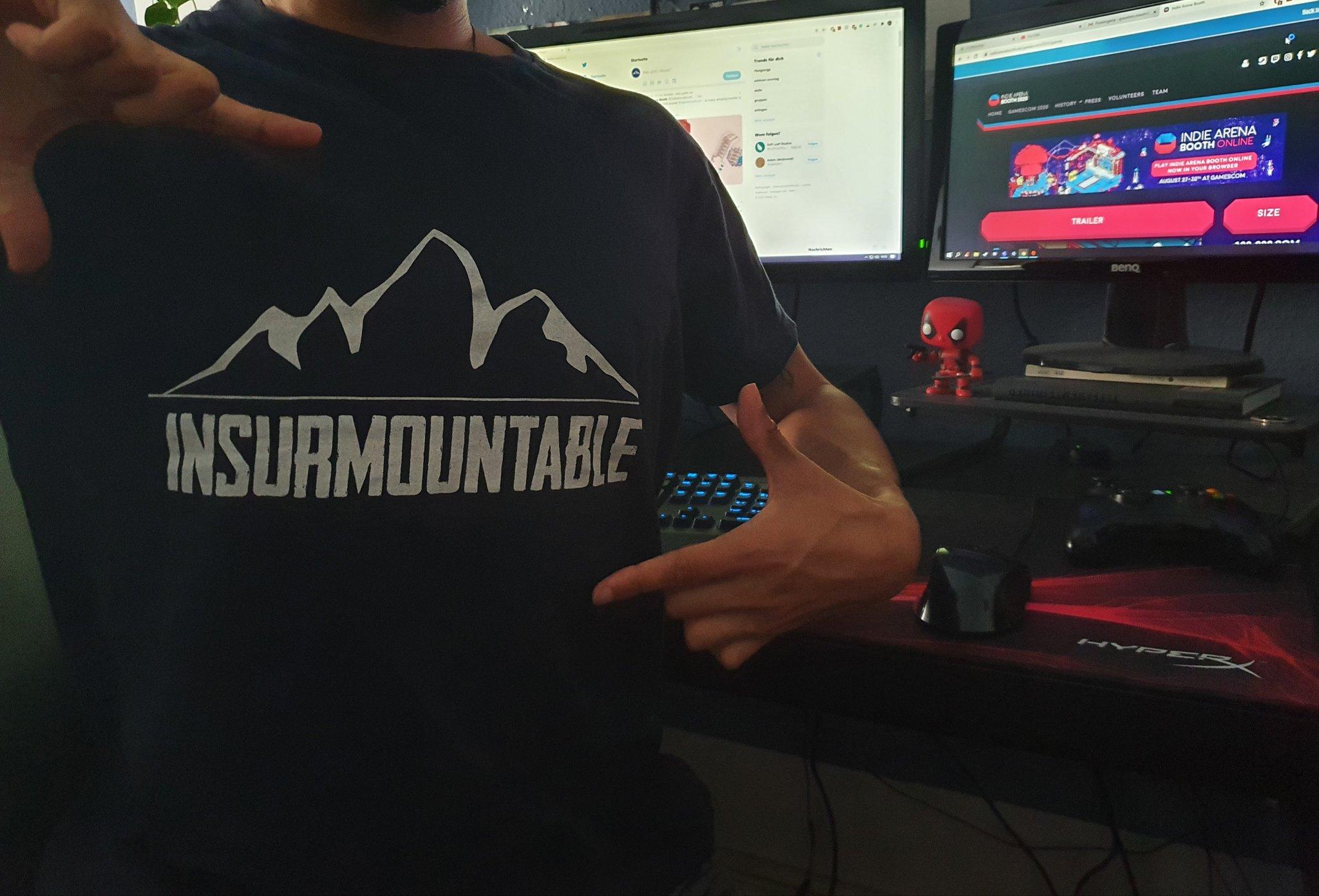 whole 4 days at gamescom