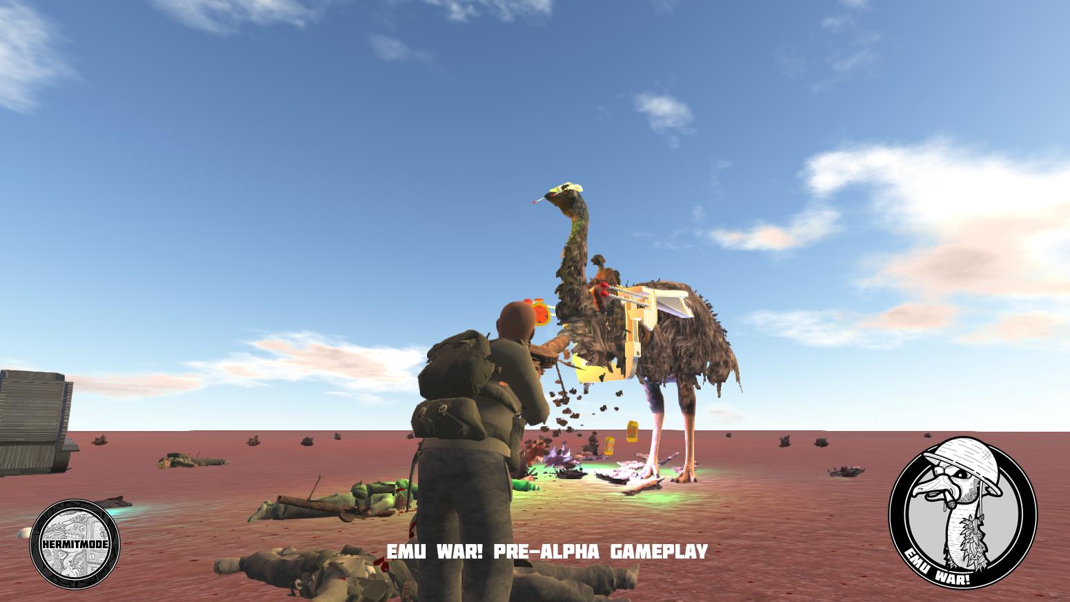 Emu War Promo