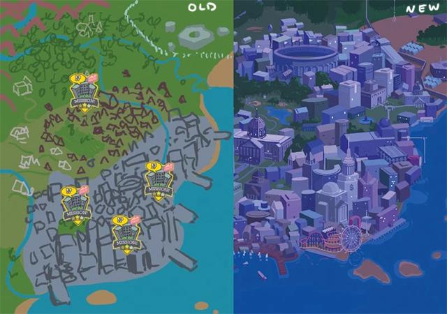burglars inc map2