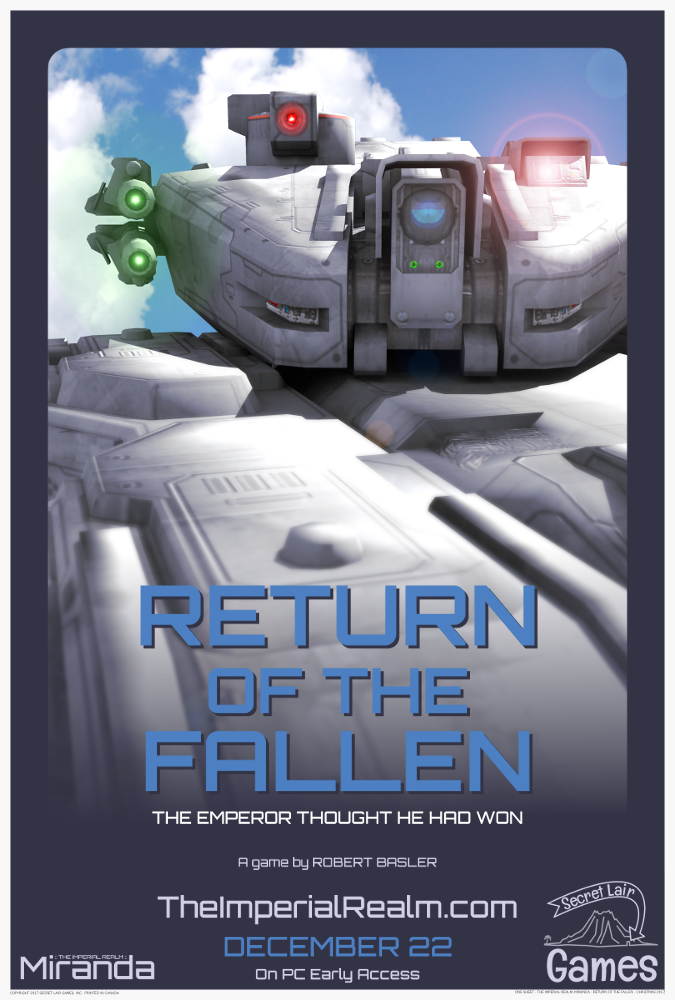 Return of The Fallen Poster