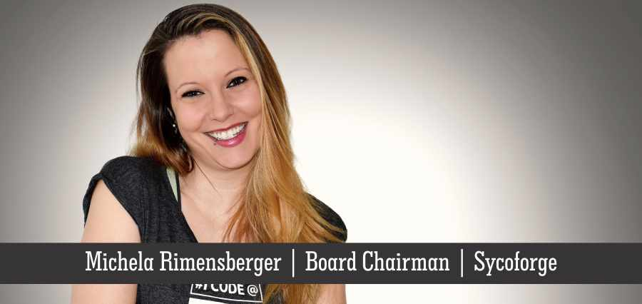 Michela Rimensberger Board Chair