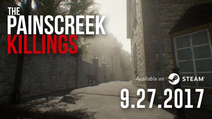 The Painscreek Killing releasing date