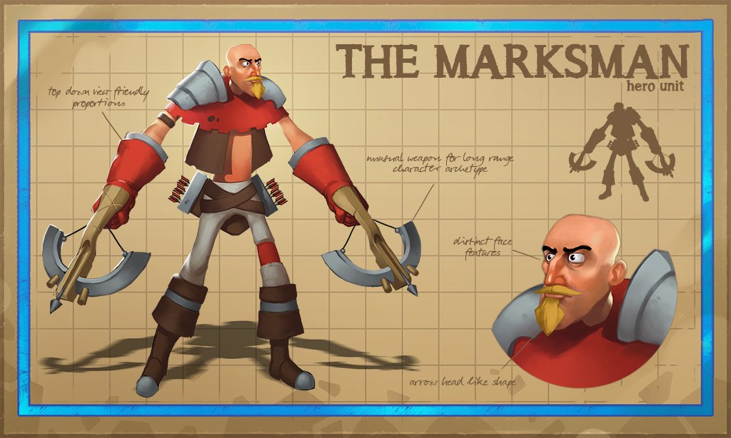 The Marksman II