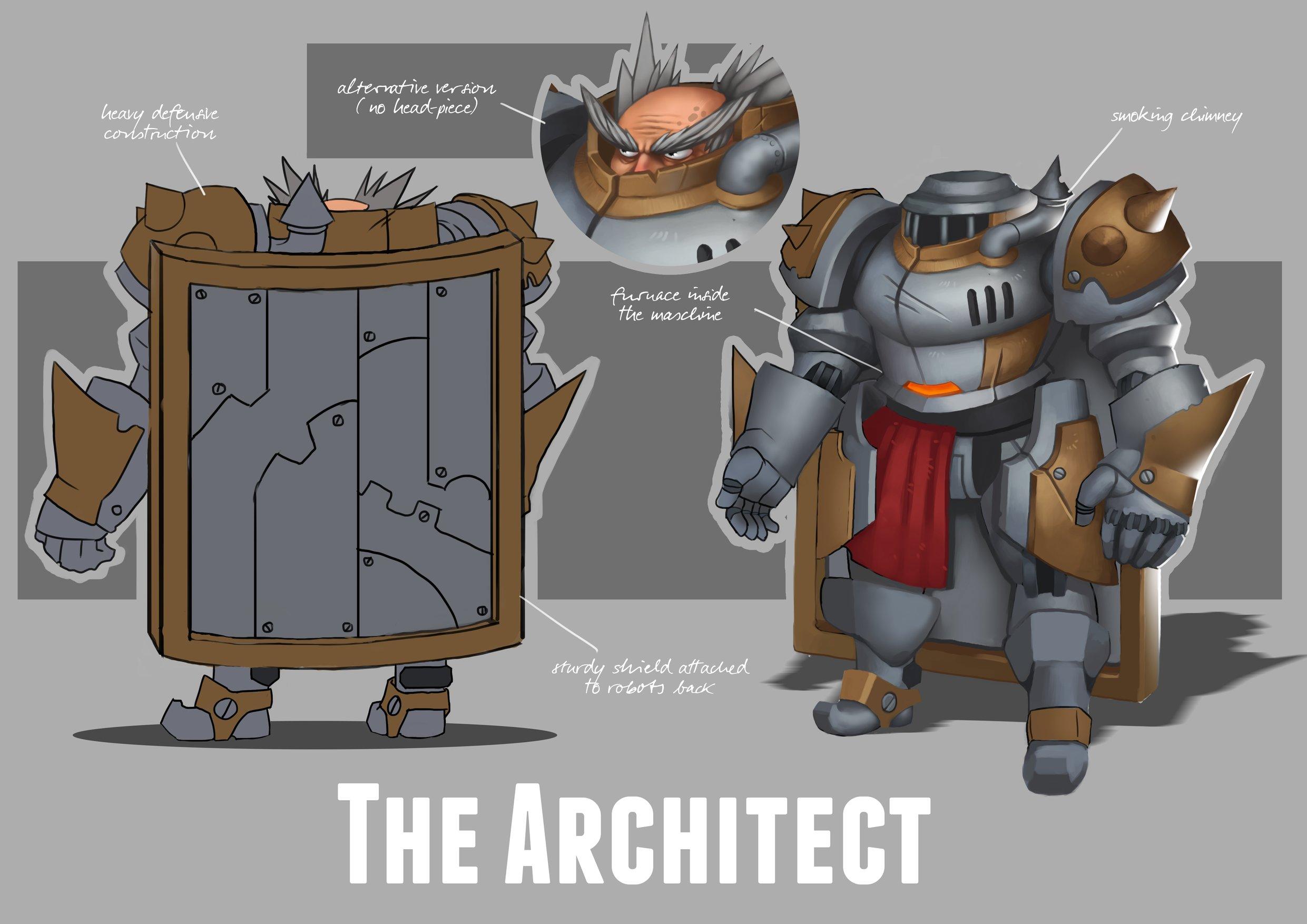 rsz the architect i