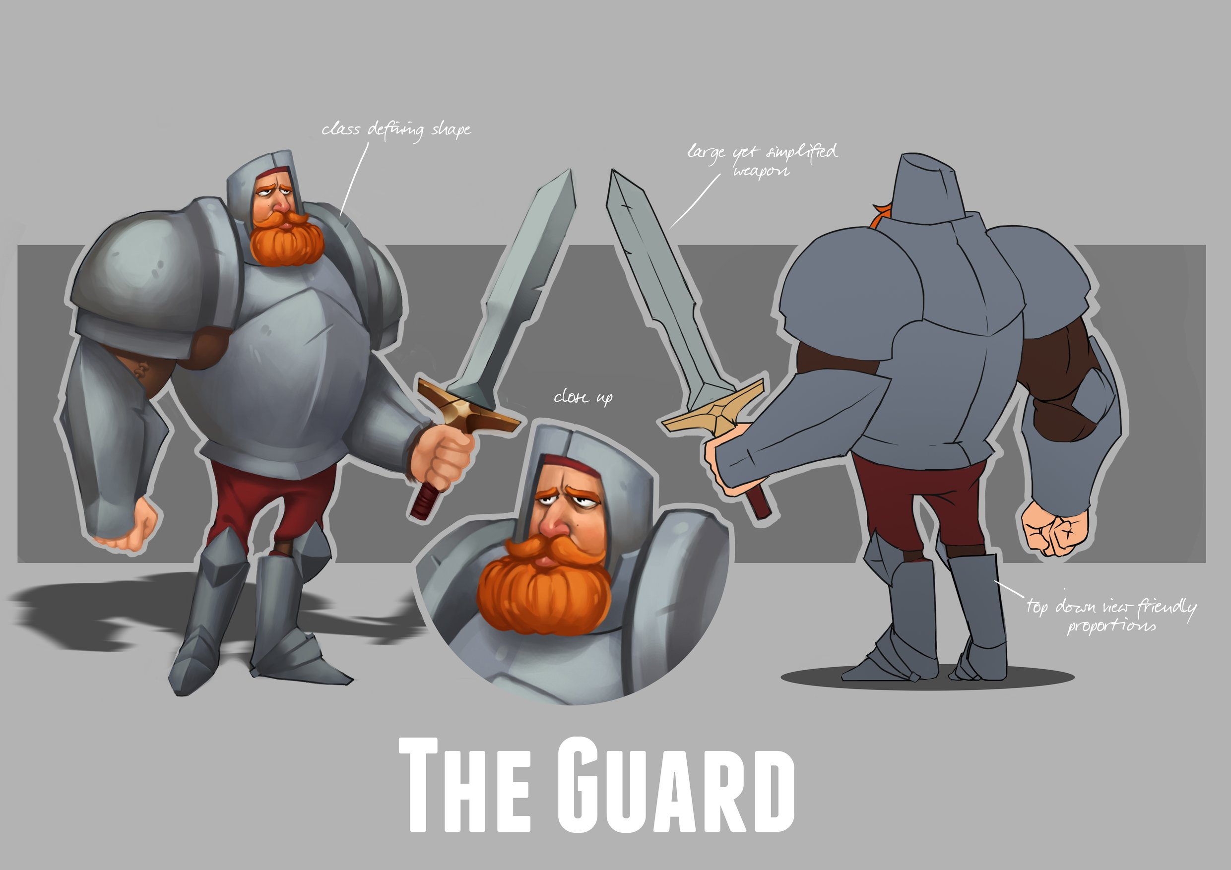 the guard rs
