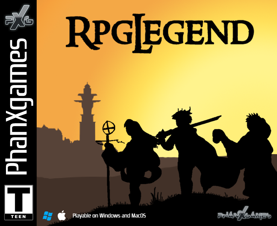 rpglegend front of box