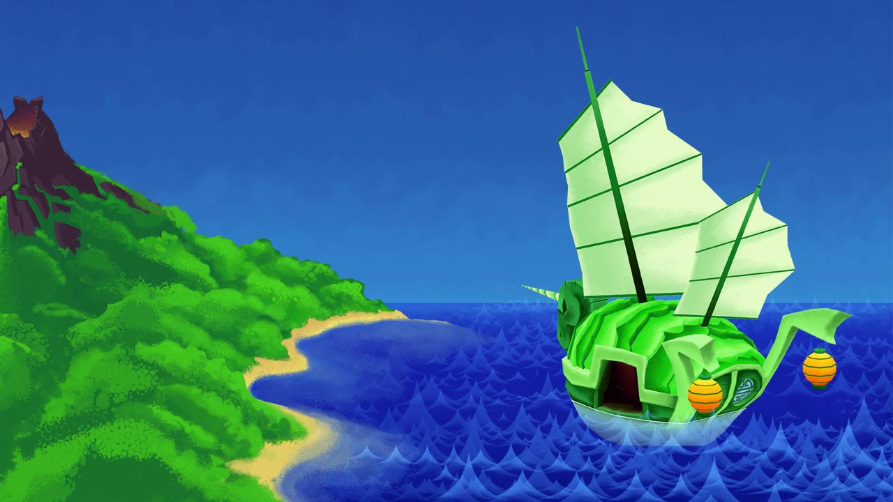 haima ship promo