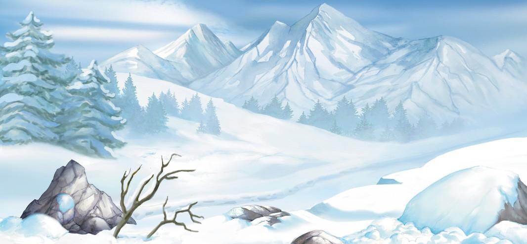 snowy wasteland final