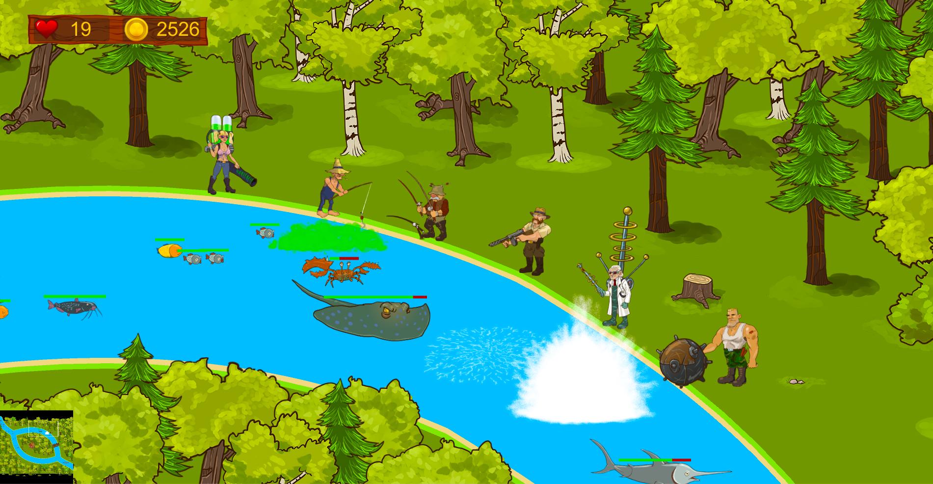 Fishing Maniacs 1