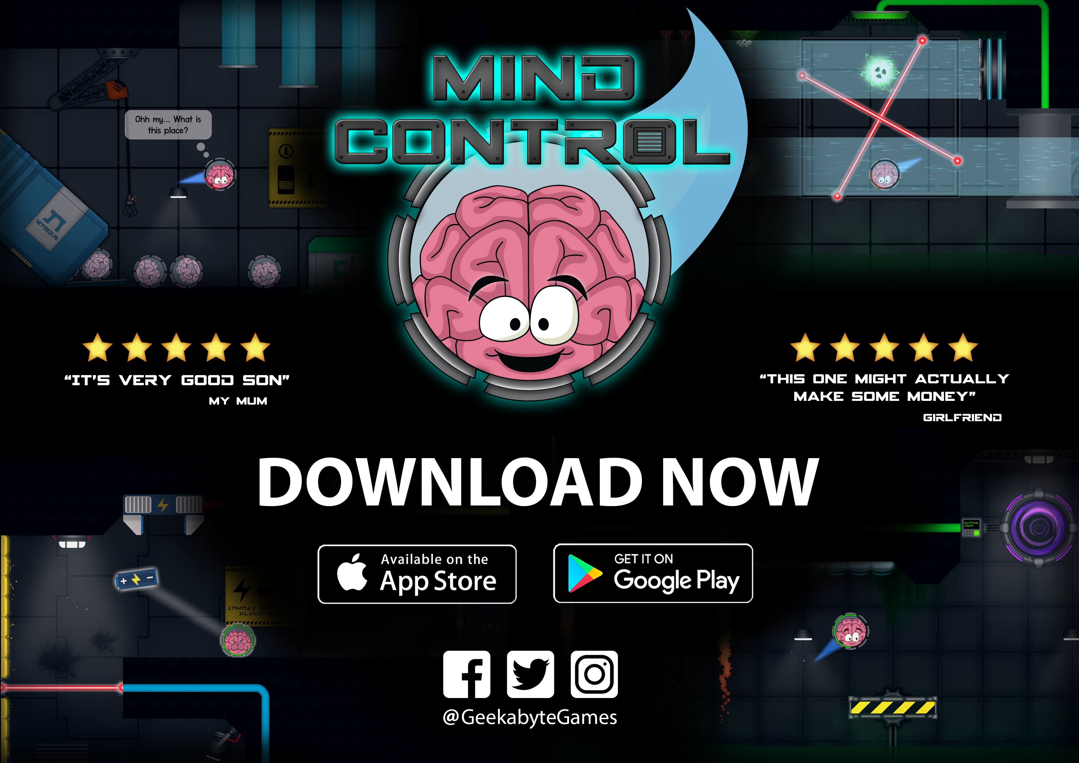 Download now Mind Control banner