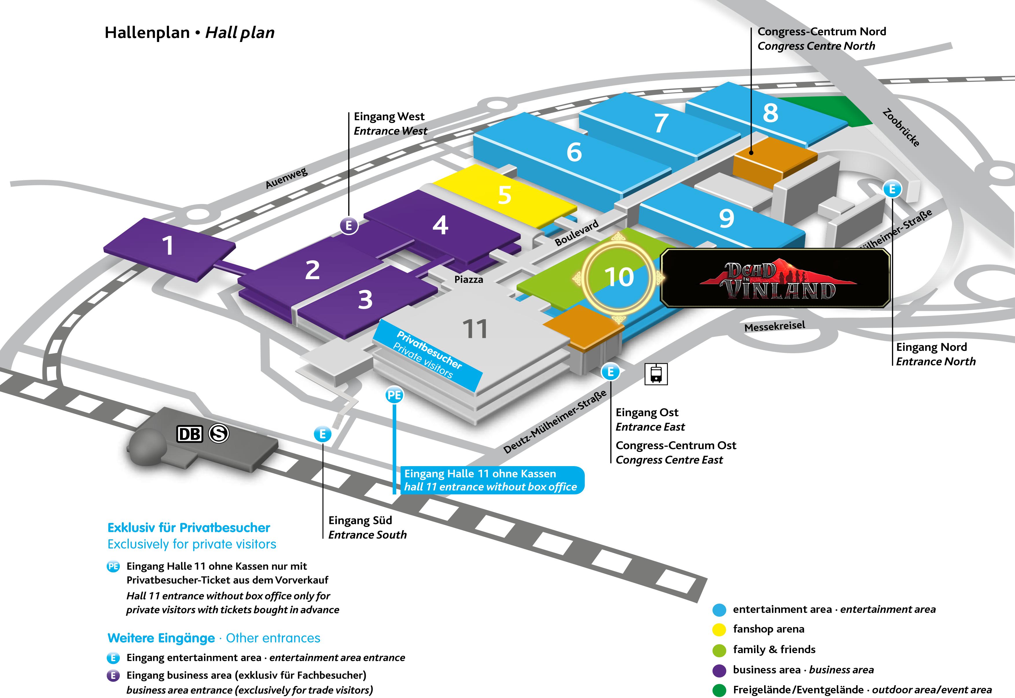 Hallenplan 2
