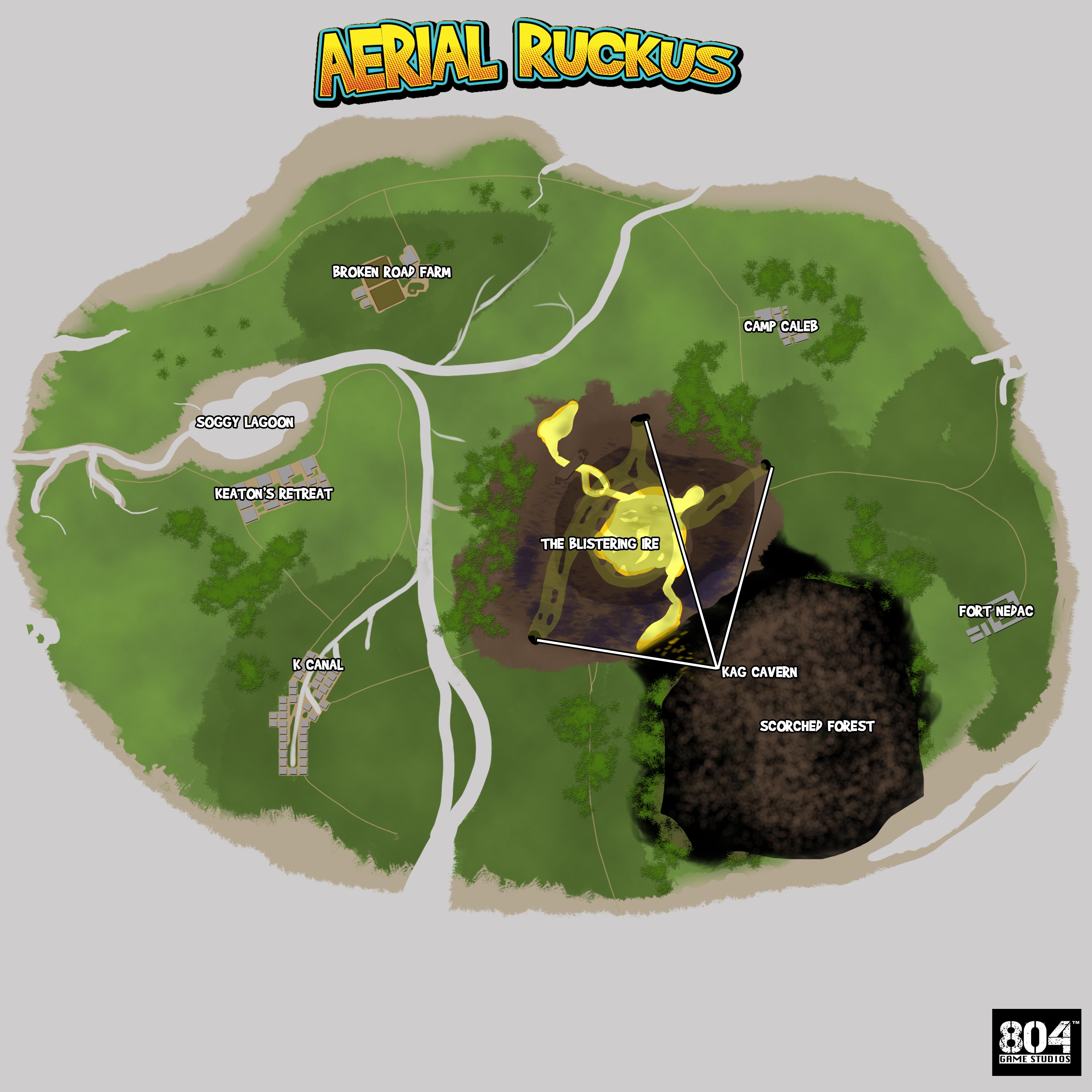 Aerial Ruckus