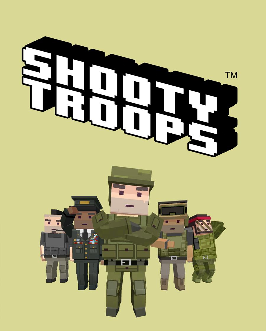 SHOOTY TROOPS ™