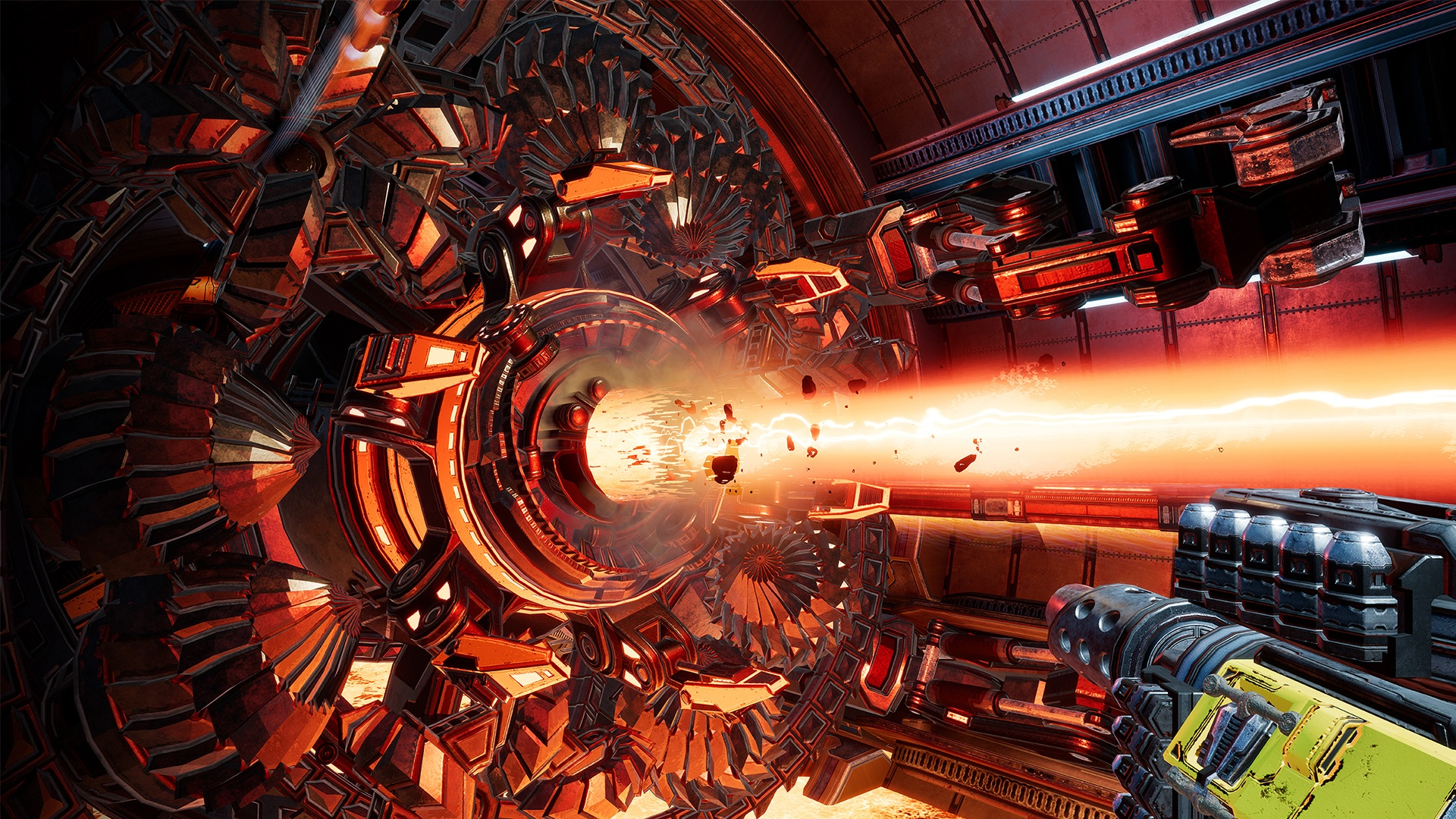 Mothergunship Launch Screenshot 4
