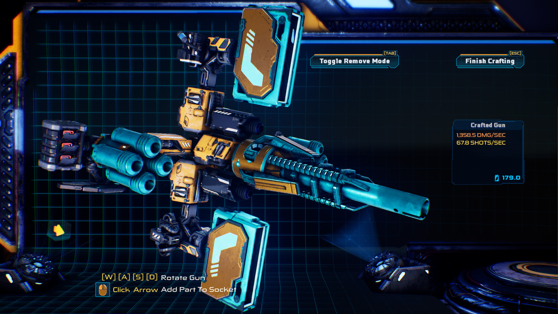 Mothergunship Launch Screenshot 5