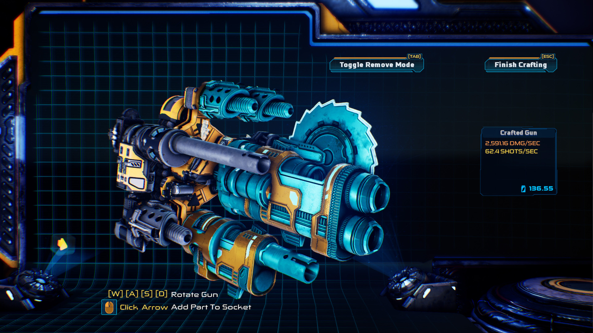 Mothergunship Launch Screenshot 7