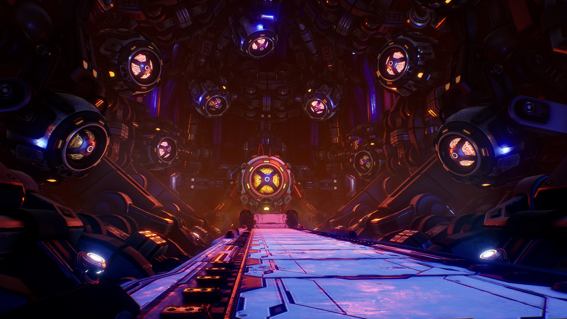 Mothergunship Launch Screenshot 8