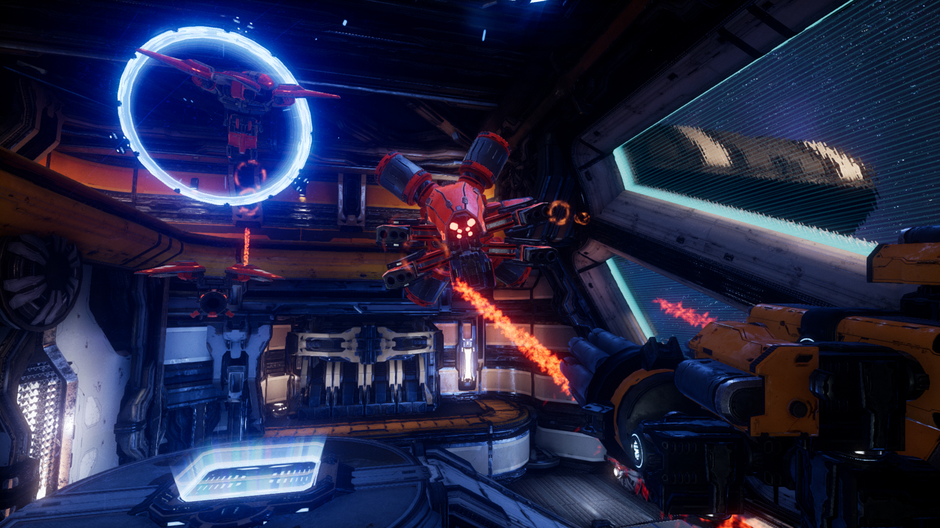 Mothergunship Screenshot 05