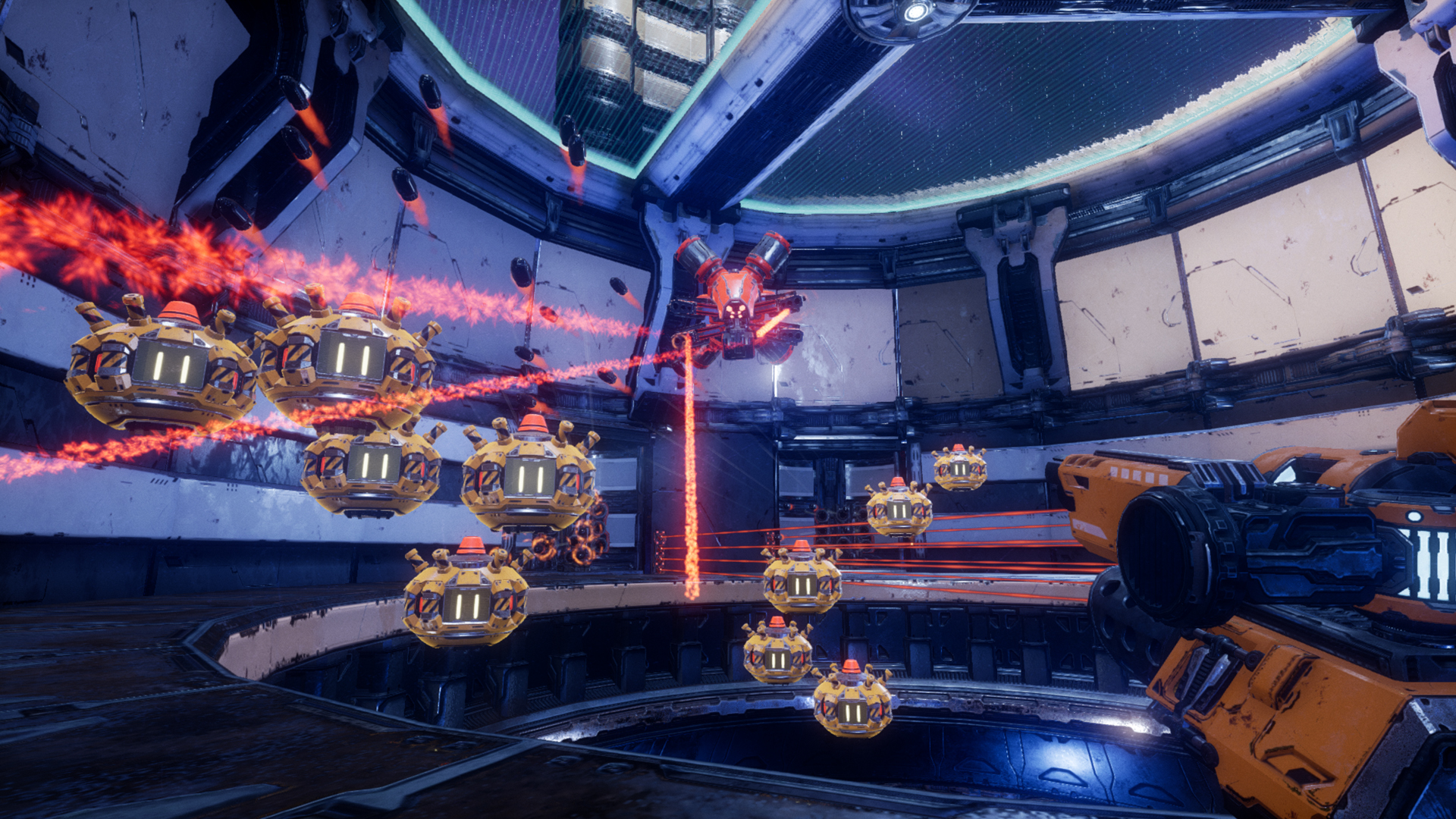 Mothergunship Screenshot 06
