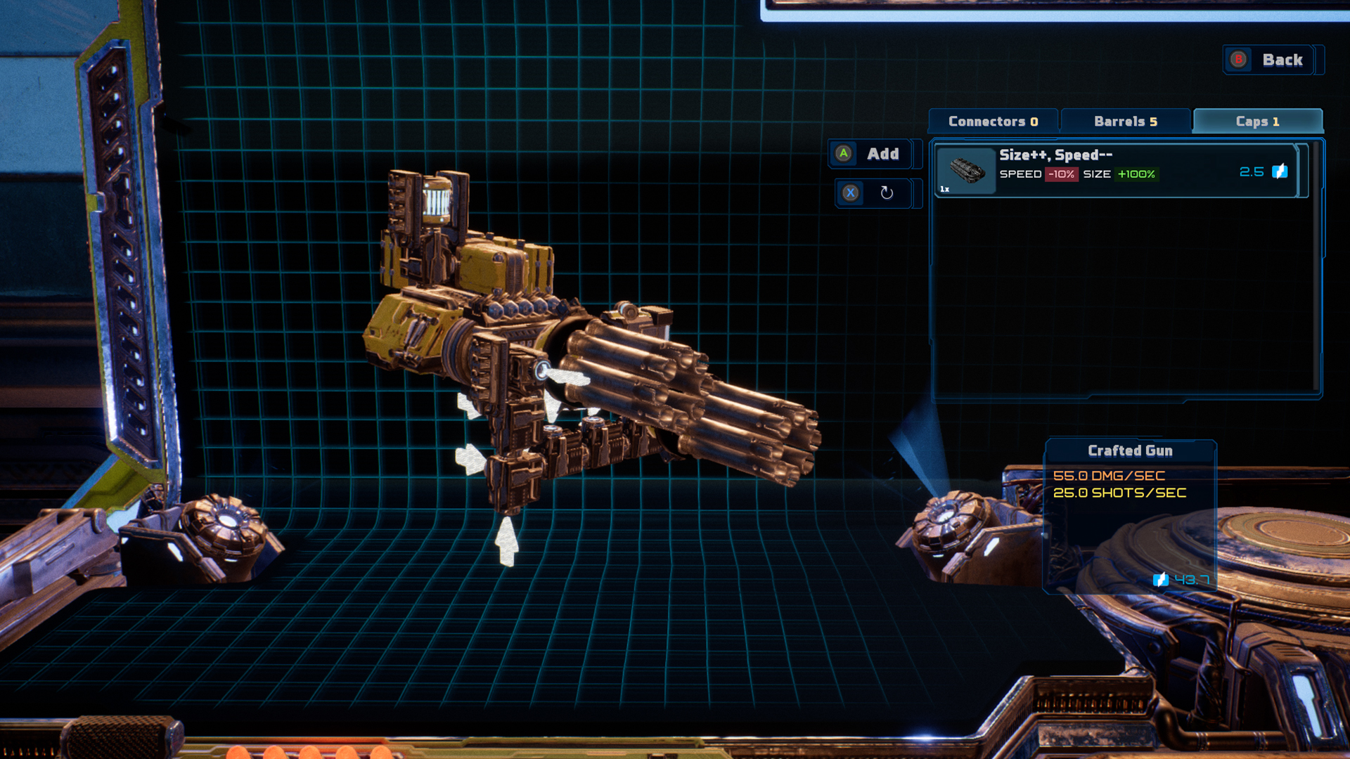 Mothergunship Screenshot 17
