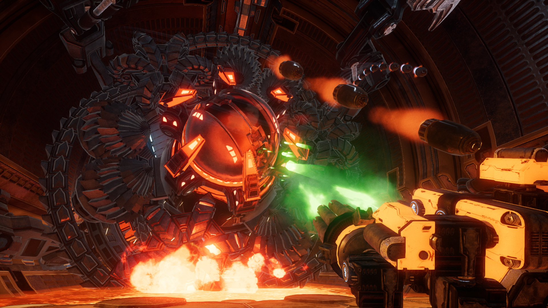 Mothergunship Screenshot 21