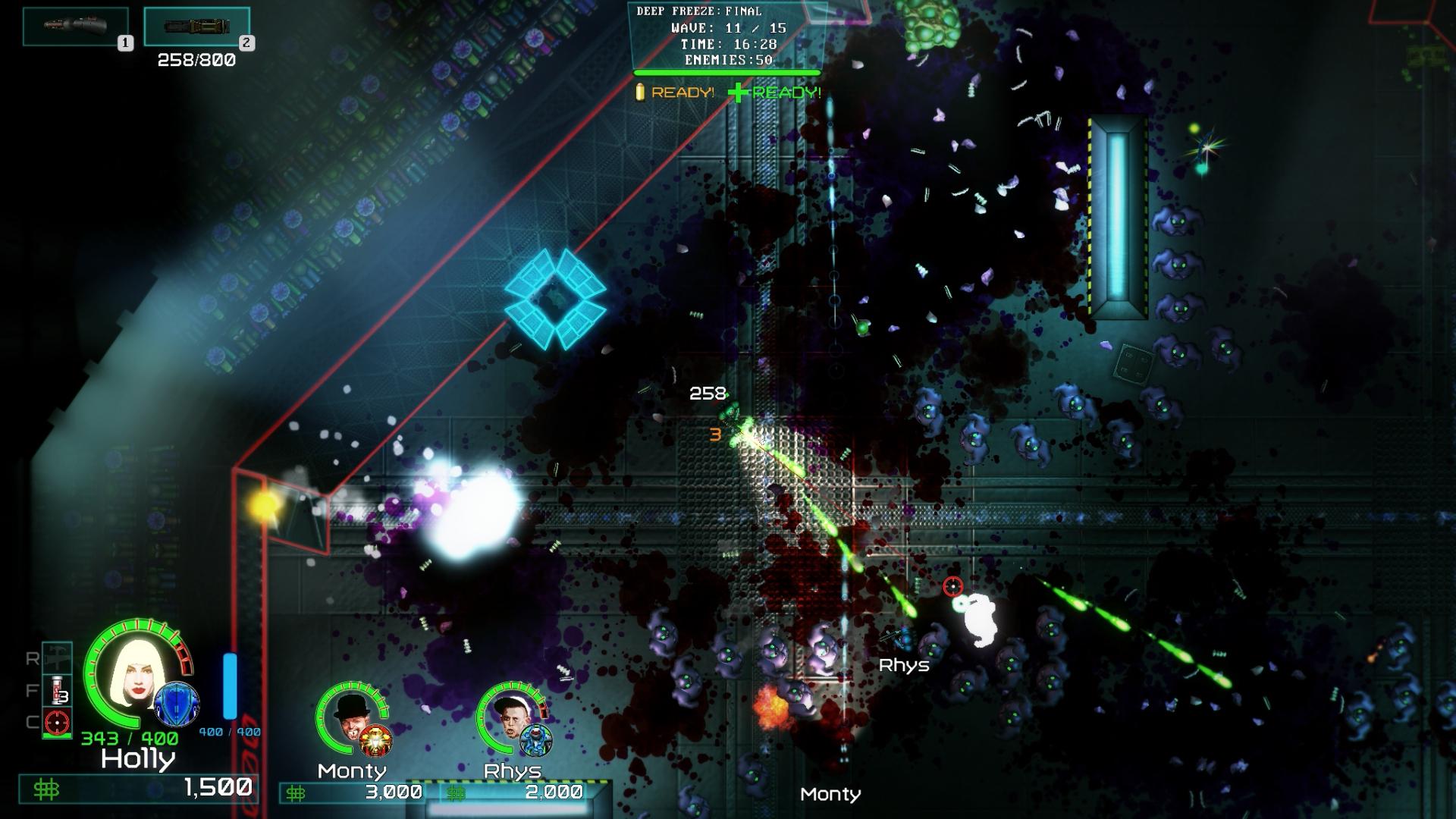 DEATHPIT3000 Screenshot2
