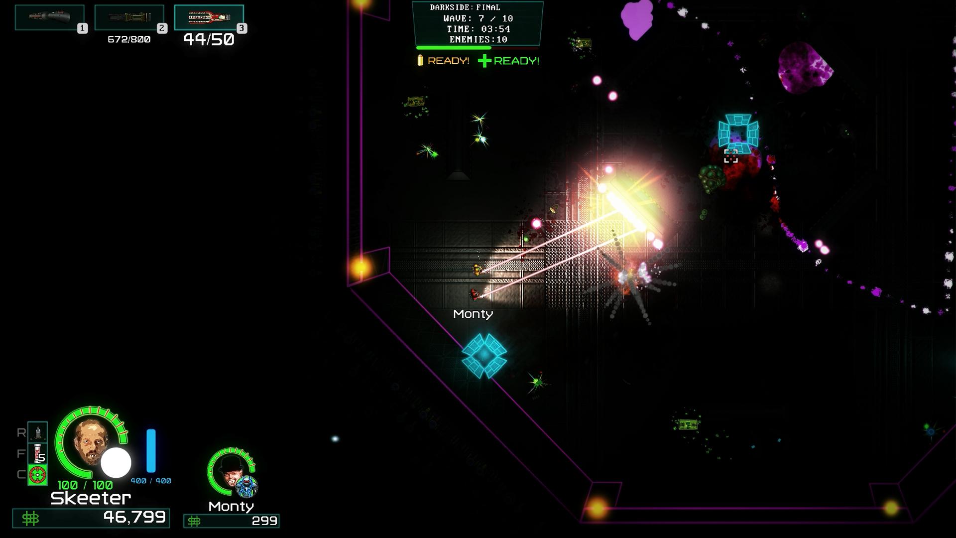 DEATHPIT3000 Screenshot3