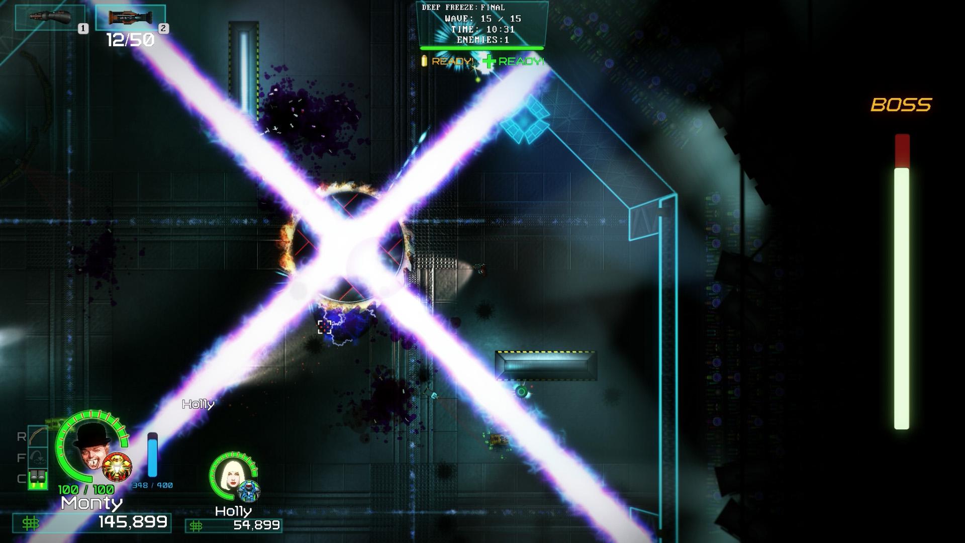 DEATHPIT3000 Screenshot5