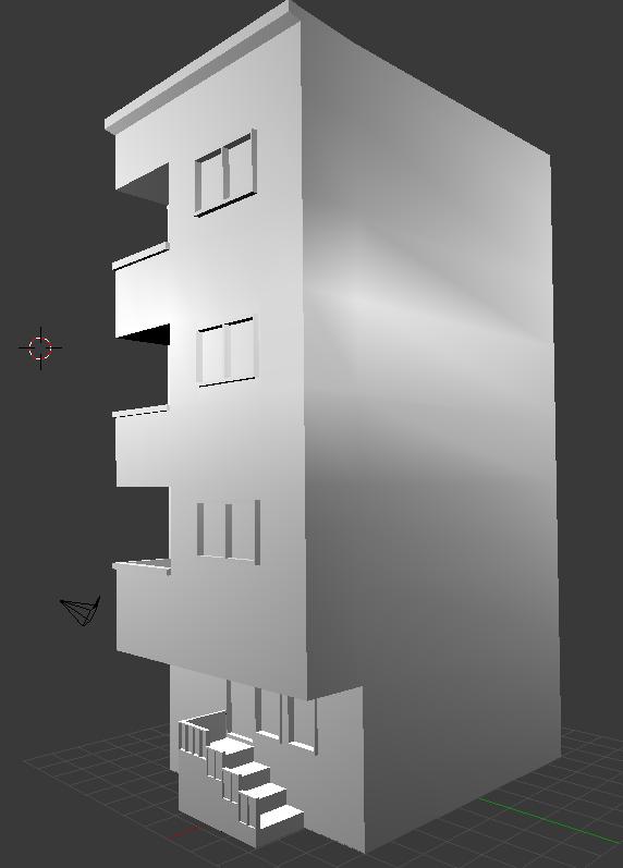Building prototype