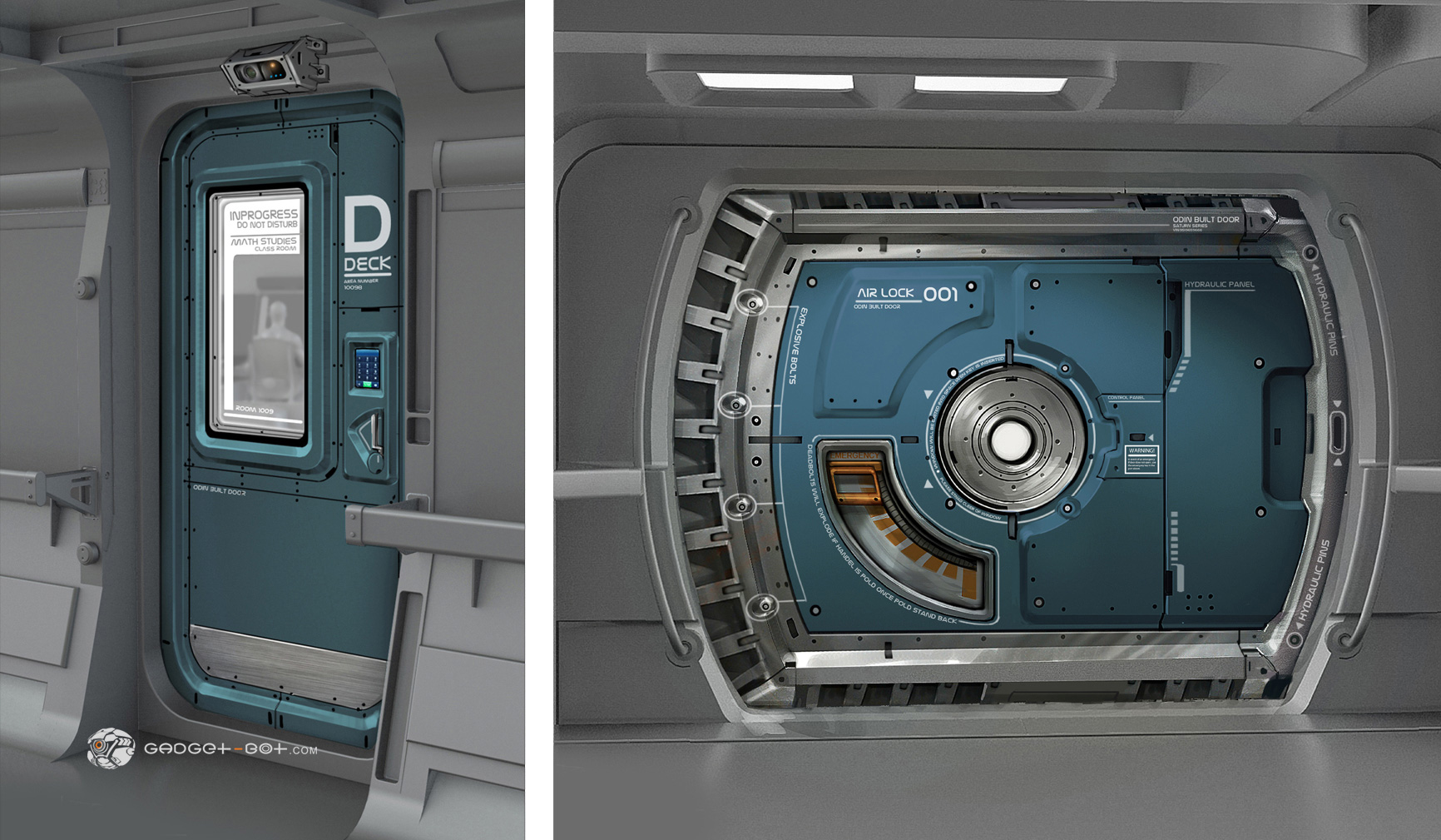 Enders Game Concept Art GB11 Doo