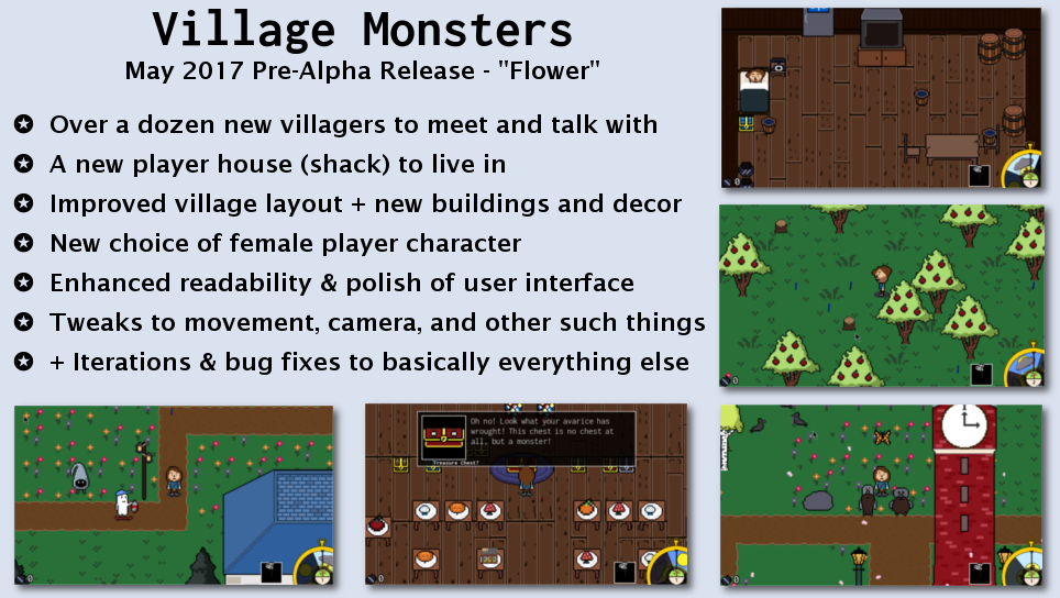 village monsters 2