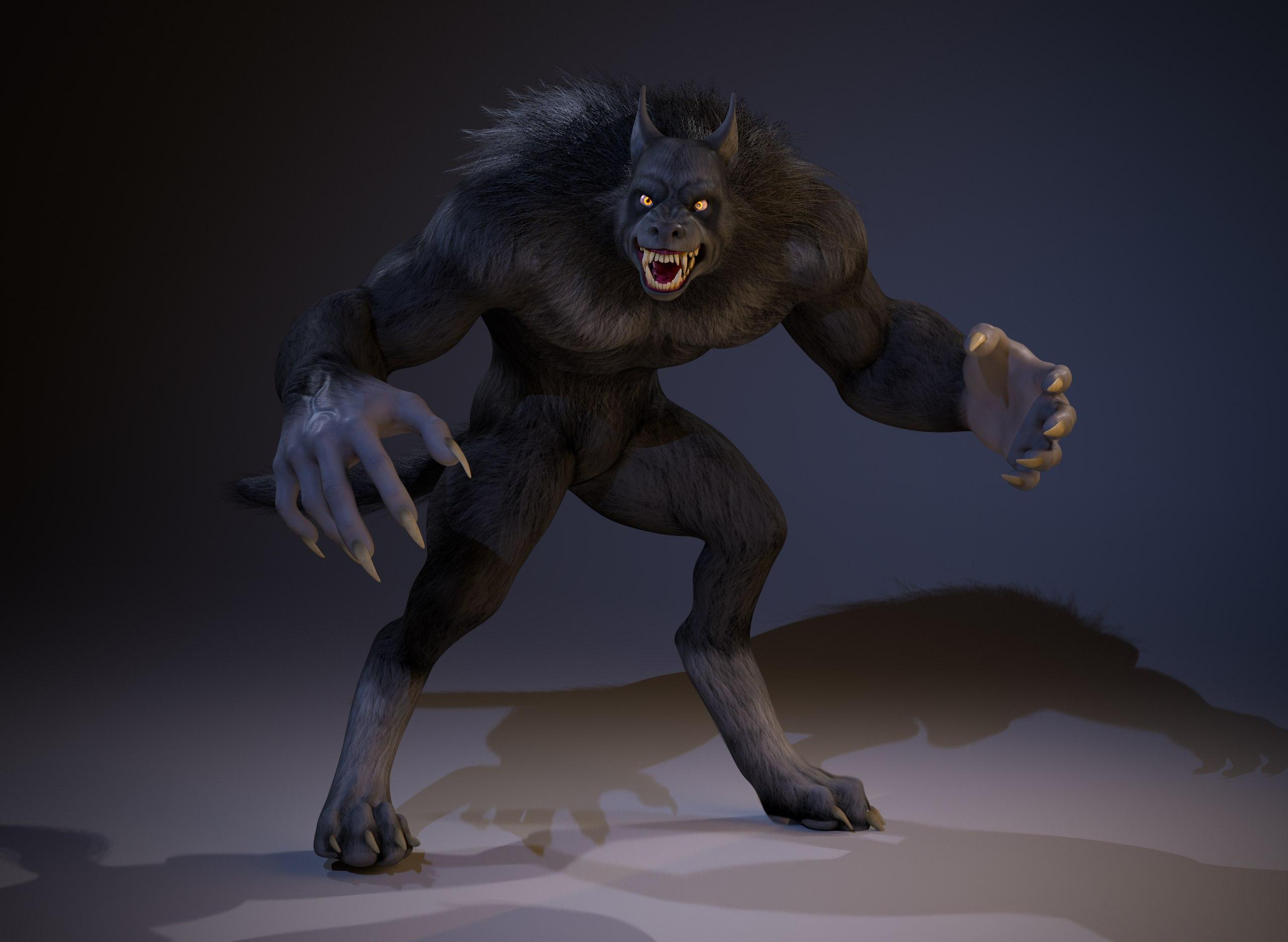 Medium werewolf
