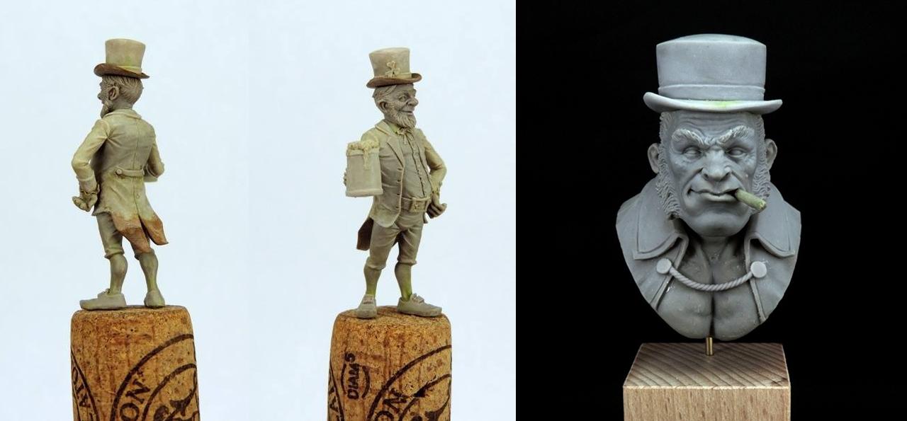Sculture Figurine1