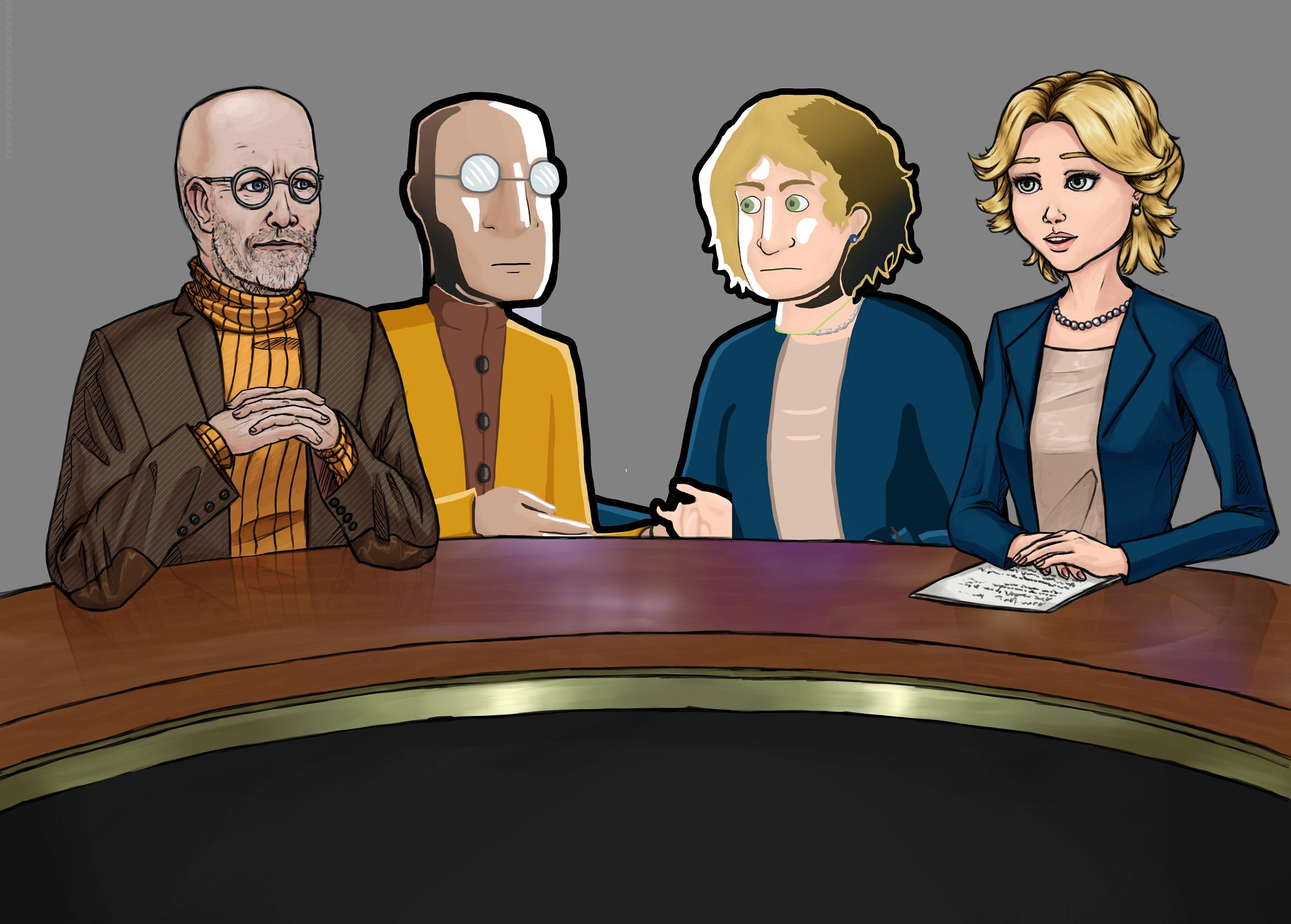 News Anchor   kopia