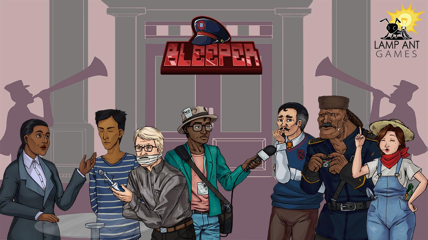 Promoart BleeperSplash