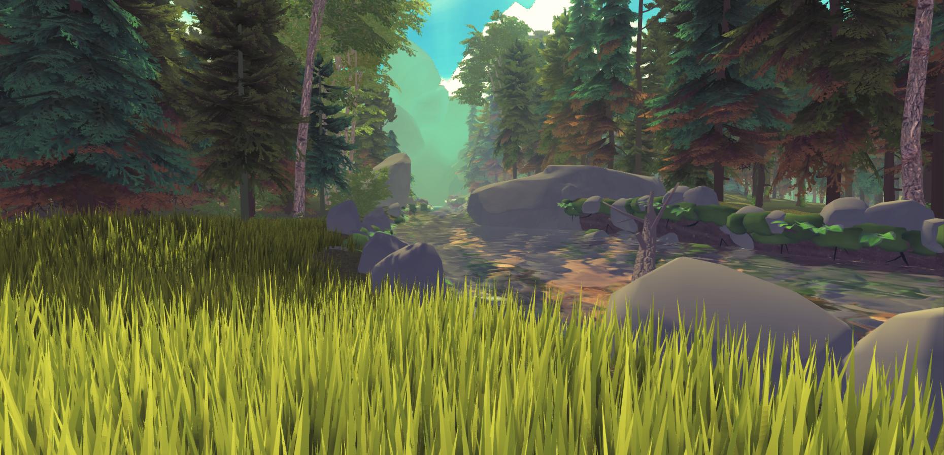 IndieDB River Grass