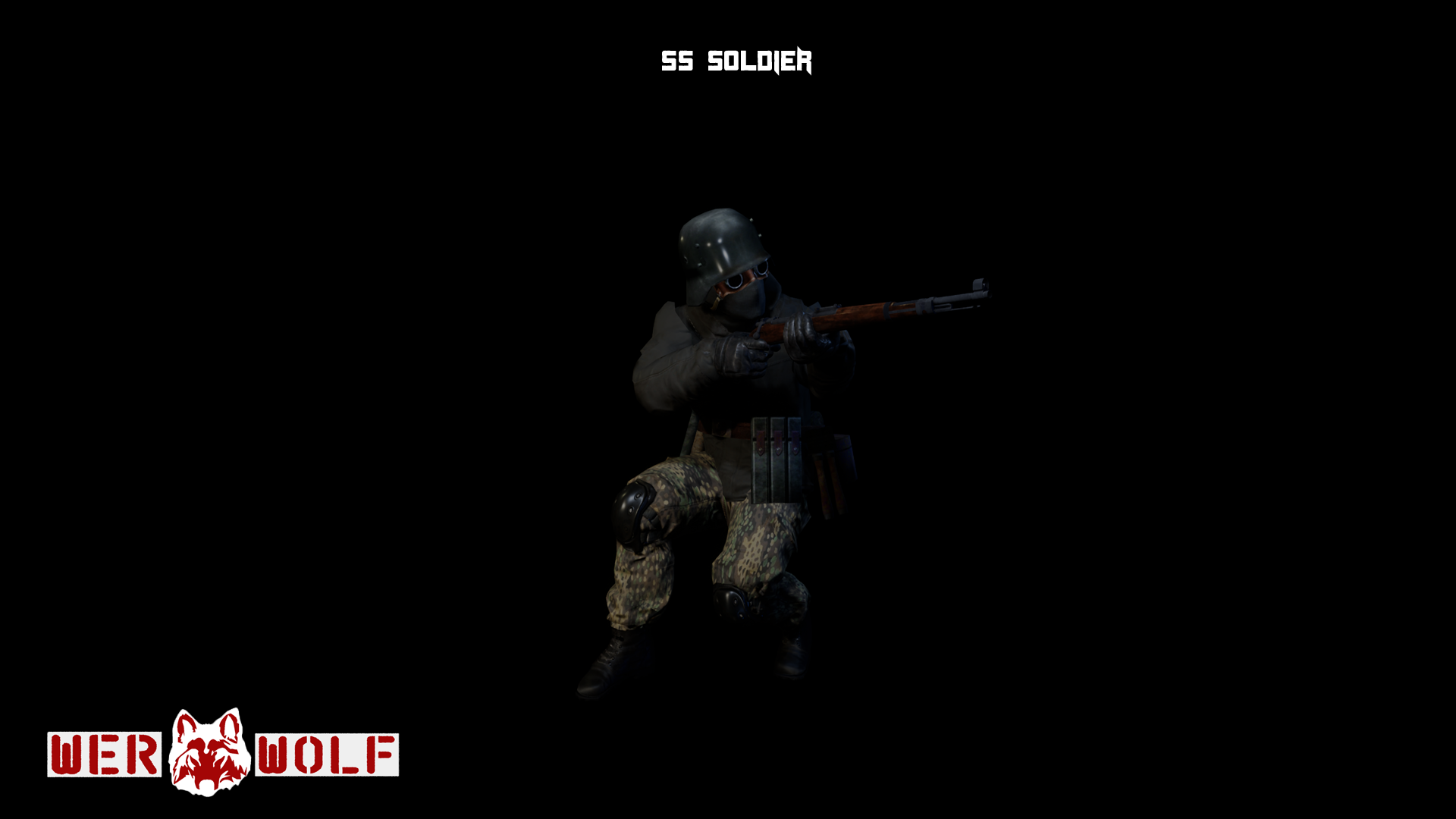 SS Soldier