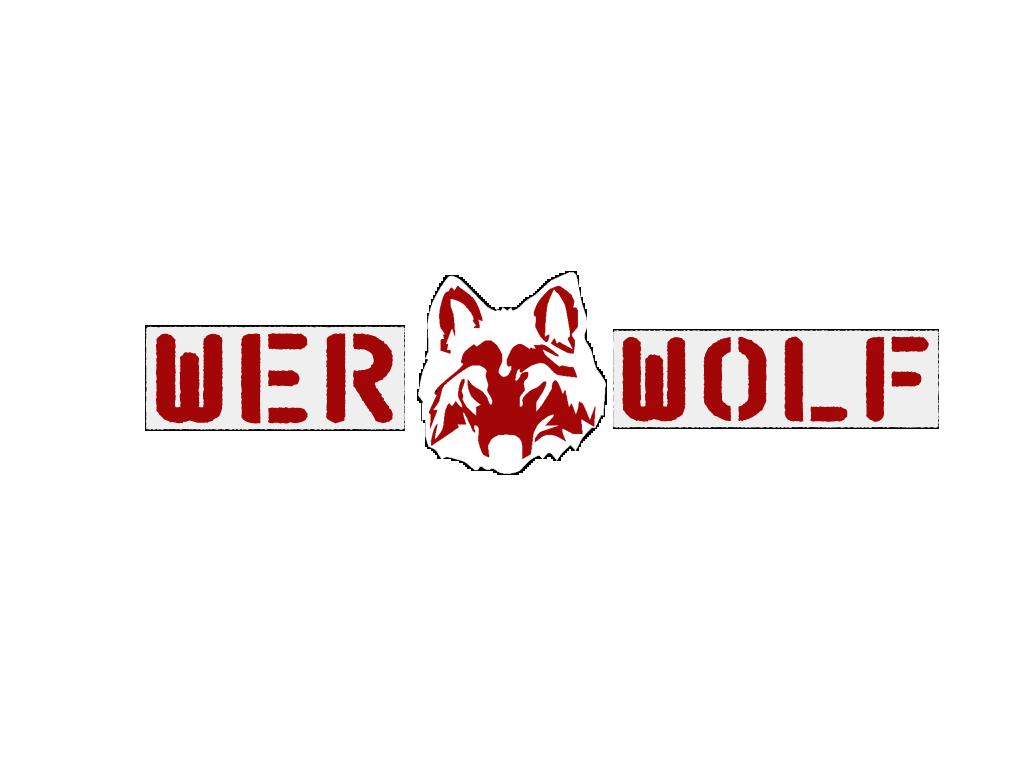 Werwolf Logo Website 2