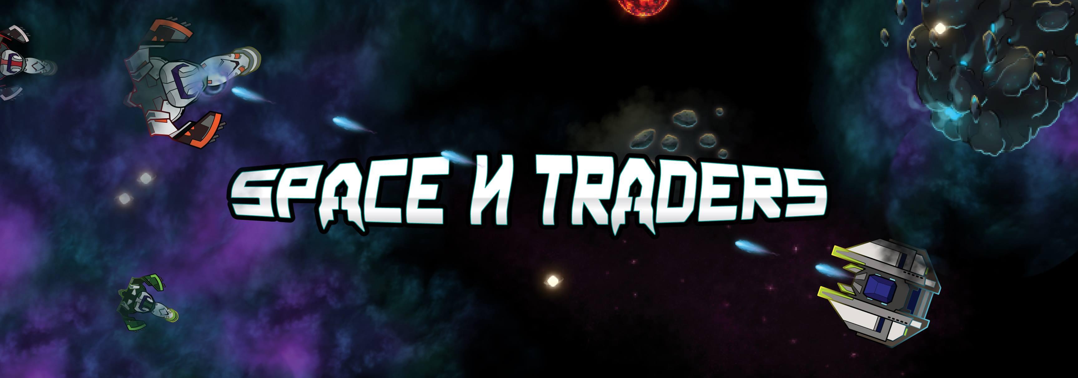 Space N Traders Banner