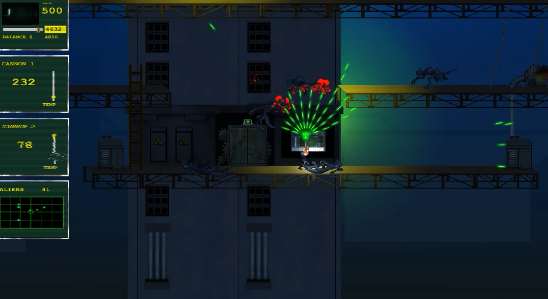 Level 2 - Nuclear Plant