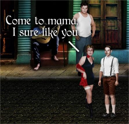 come to mama
