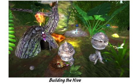 buildingthehive