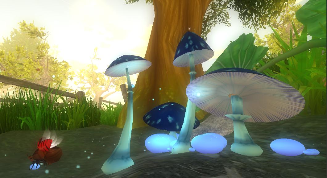 Yummy - gloop shrooms