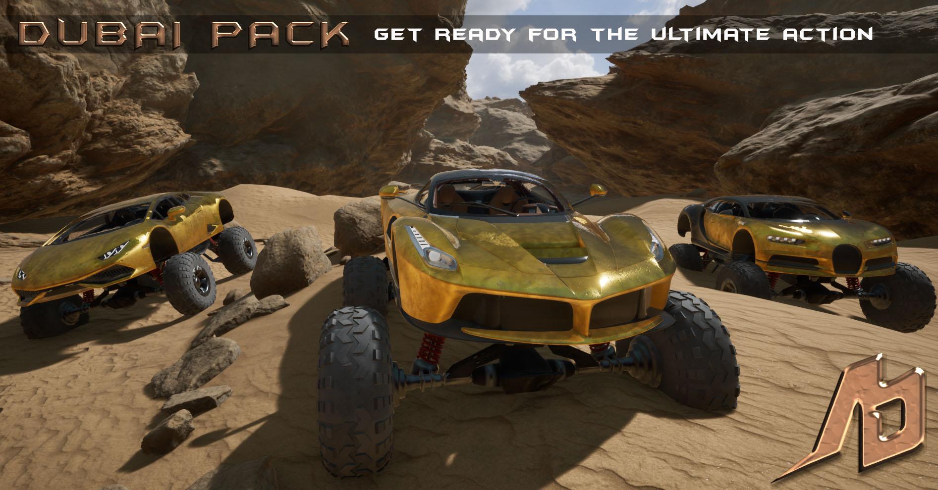 DUBAI Pack